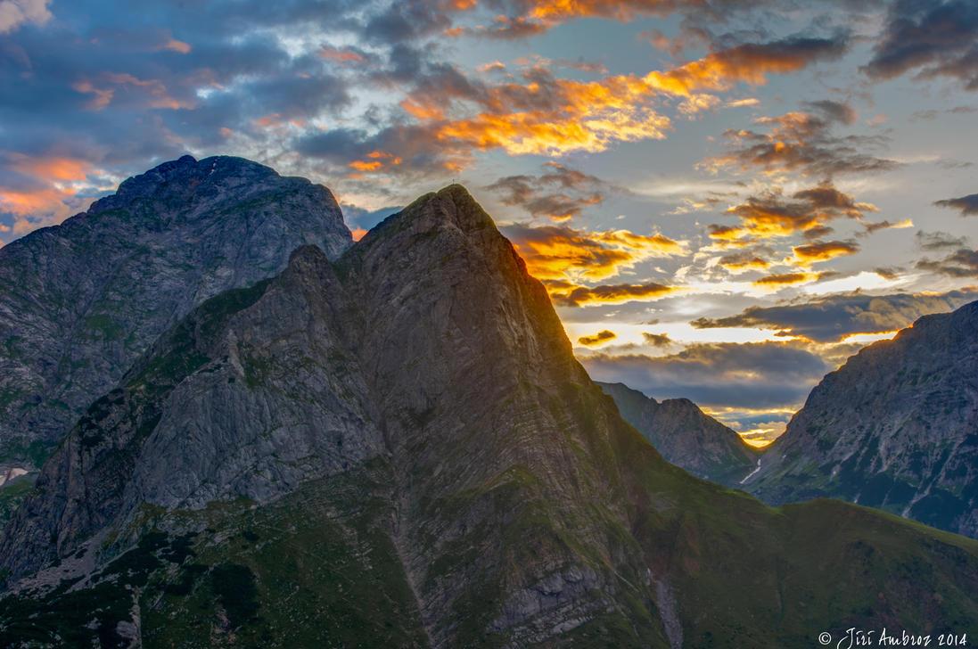 Carnic Alps II by Sigfodr
