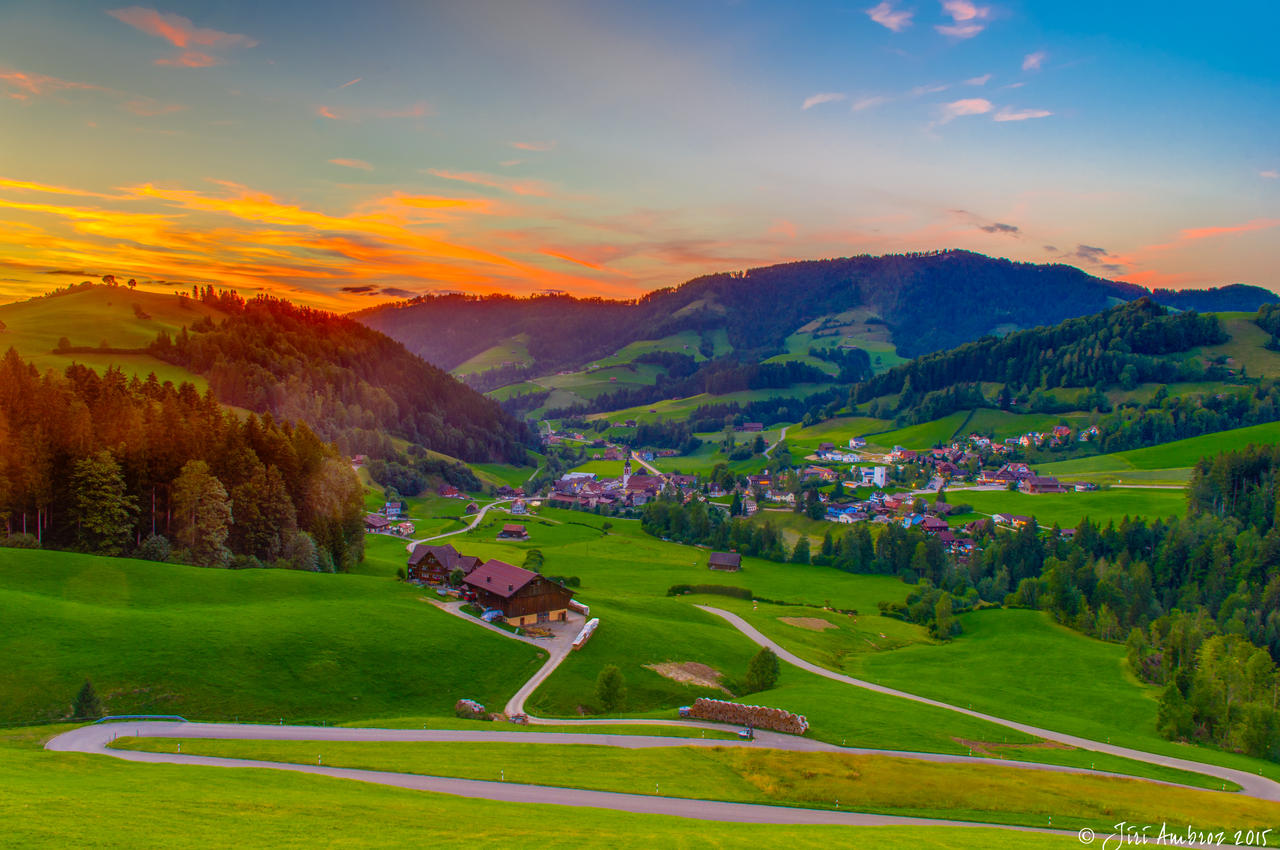 St. Peterzell by Sigfodr