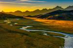 Alpine moorland