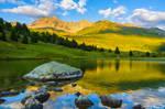 Peace among the Mountains