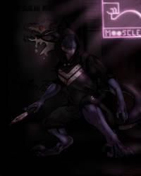 xmas gift- Brain Plague by Blacksa1t