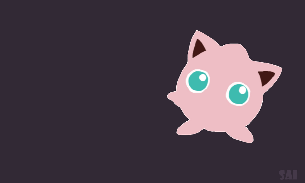 Jigglypuff minimalist art by destinydeoxys on deviantart for Minimal art reddit