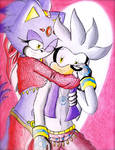 Dancers: Silver and Blaze