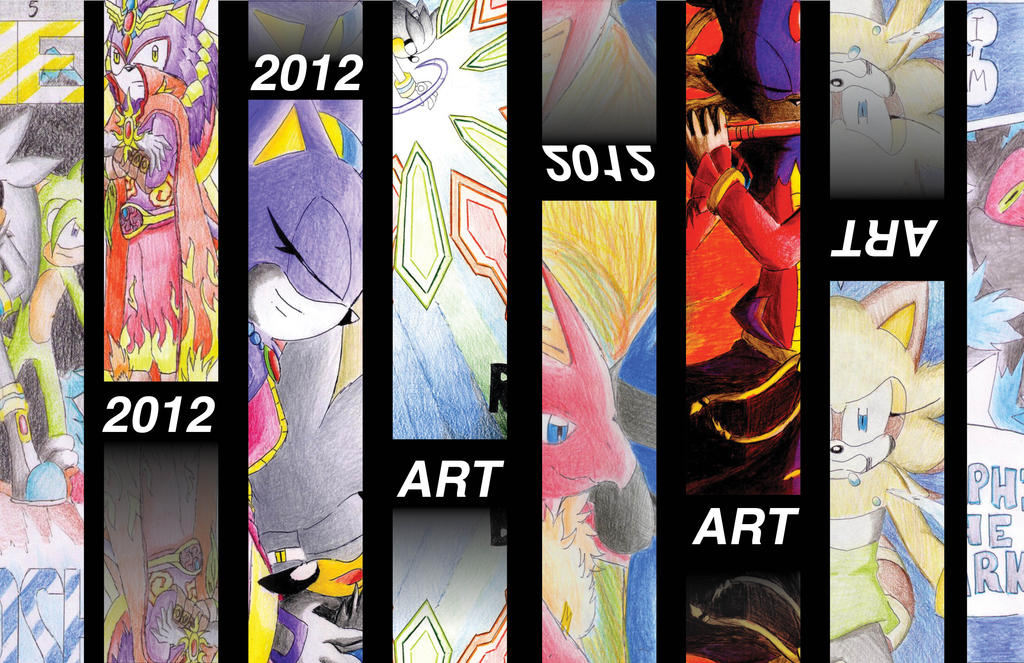 Art of 2012 by Dogwhitesector