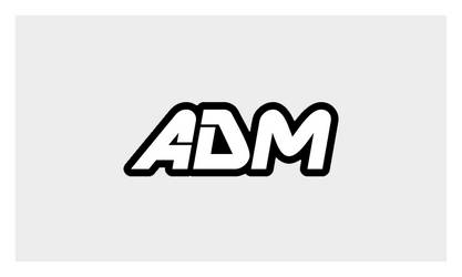 Adm Logotype by g30dud3