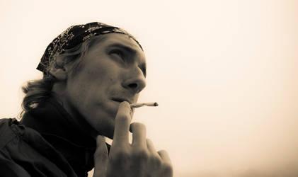 Smokin' T by Afriel303
