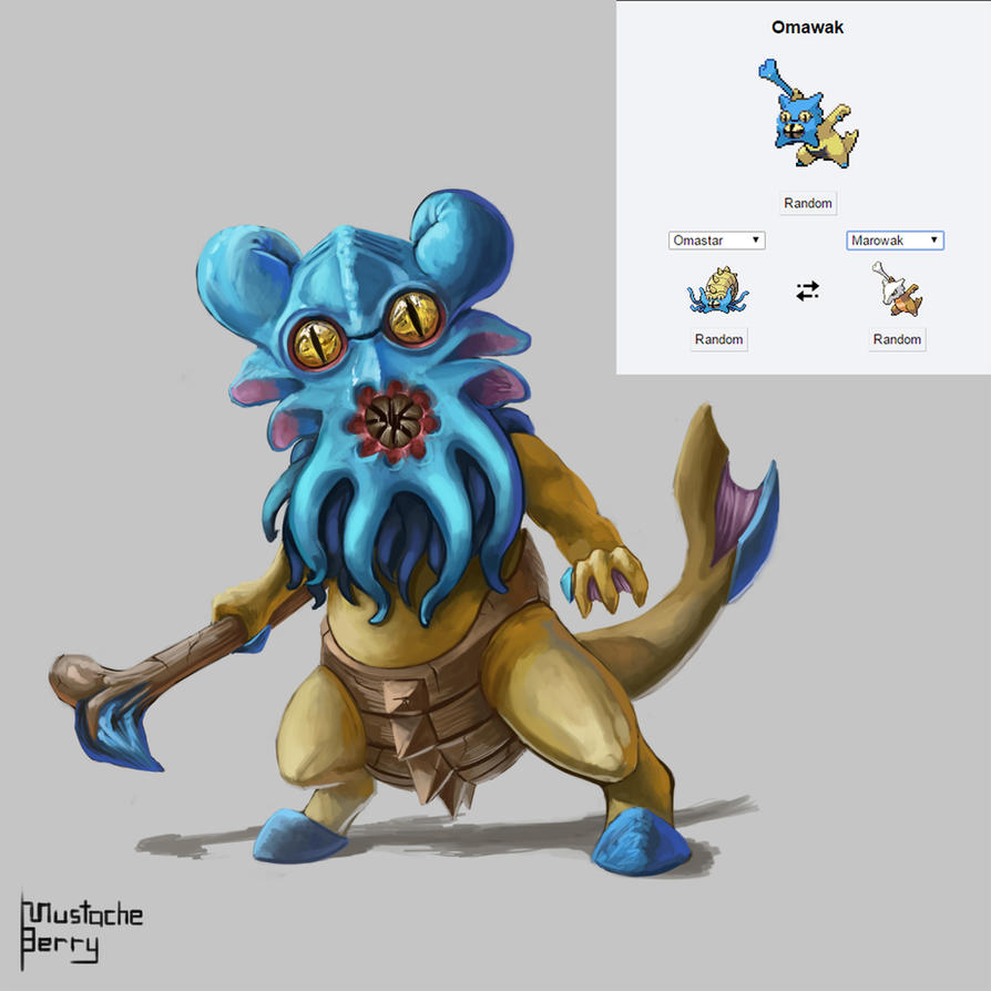 Deviantart pokemon fusion