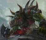 Warhammer Fantasy - Orc Big 'Un