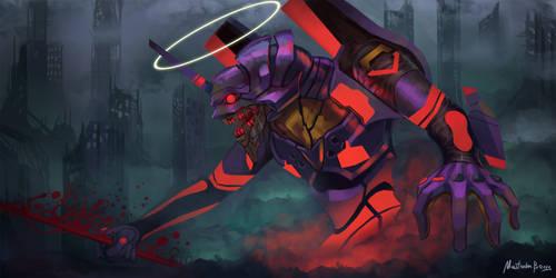 Eva unit 01 - awakening