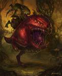 Warhammer Fantasy - Squig Hopper