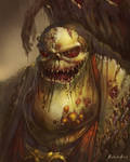 Warhammer Fantasy - Festus the Leechlord