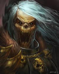 Warhammer Fantasy - Vlad von Carstein