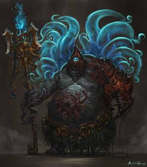 Cthulhu mythos - cult's executioner