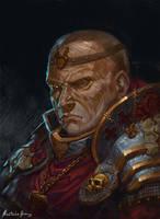 Warhammer Fantasy - Luthor Huss by GetsugaDante