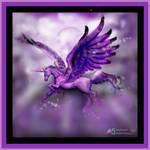 Flight of the Winged Unicorn
