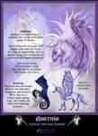 Abathia Goddess Unicorn Pegasus Horse Pegacorn