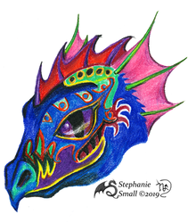 Dragon Animal Beast Creature monster Vishantor