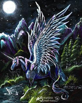 Unicorn Horn Magic Pony Horse Equine Alicorn Peg