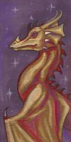 BM Dragonember Dragon Monster Beast Gold Reptile