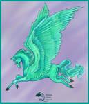 Aganippe's Get Dark Pegasus