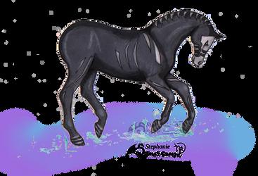 Yew Diamond Deathdancer Mare horse equine equus