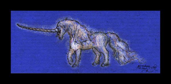 Unicorn Horse Pony shetland welsh Equine Equus by StephanieSmall