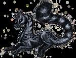 Ashen Creature Monster Hybrid Beast Cat Dog Rat
