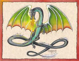 Dragon Trade by StephanieSmall
