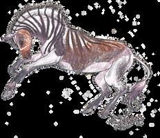 Monifa Rare Quagga Mare Quagga Zebra Horse Pony An by StephanieSmall