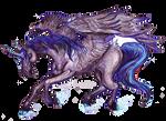 Eshicarnus Winged Unicorn Stallion horse pony equi