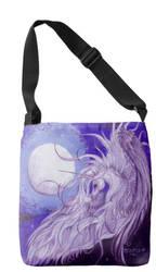 Unicorn Moon Bag by StephanieSmall