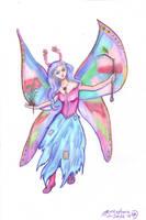 Fairy Girl Woman Lady Princess Pixie Faeries Faery by StephanieSmall