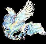 Valdeshia Unicorn Horse Pony Portrait Equine Equus