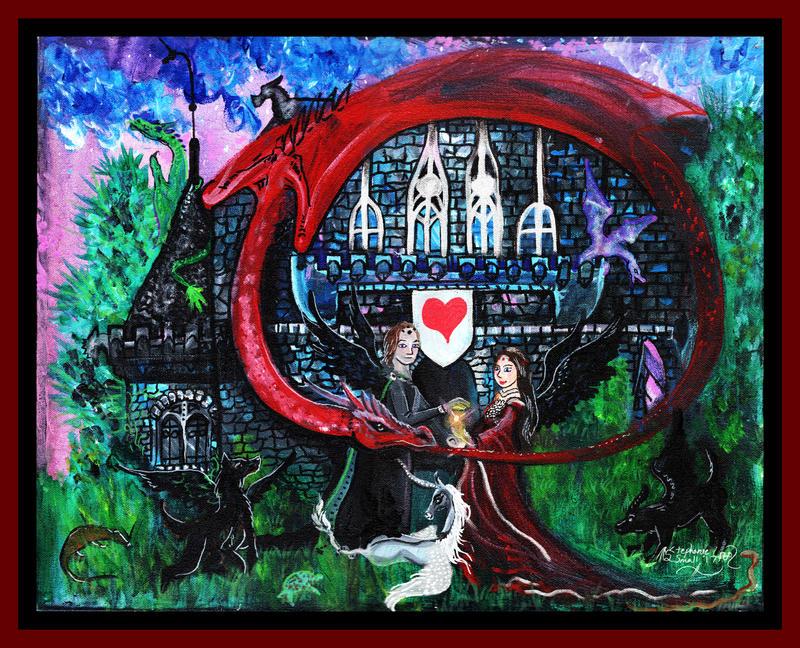 Ancient Fairy Dragon Girl