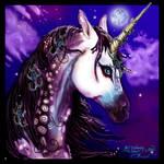 Abuluashan Winged Unicorn Stallion HARPG God