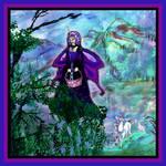 Unicorn Fairy Woman Girl Female Aesavrin Unicari by StephanieSmall