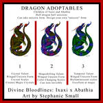 Free Adoptable Dragon Reptile Monster Beast CLOSED by StephanieSmall