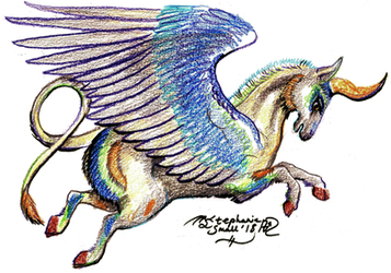 Unicorn Horn Magic Pony Horse Equine Alicorn Pegas