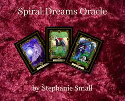 Spiral Dreams Oracle Card Fantasy Art Set