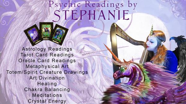 Psychic Readings By Stephanie