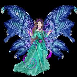 Rachel Commission Raechel Fairy Faery