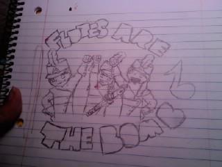 Flutes are the bomb by SupedoKitsune