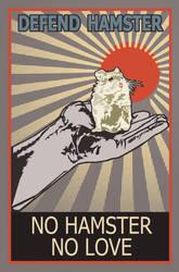 No HAMSTER No LOVE