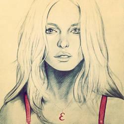 Erin Heatherton by yuchunho