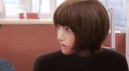 Yui Aragaki by yuchunho