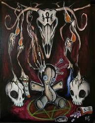 Reggie the Voodoo Boy by DocterZeptard