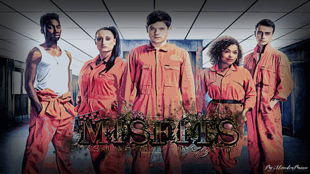 Wallpaper Misfits by xxMonster-Brianxx