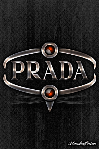 wallpaper prada ipod touch iphone by xxmonsterbrianxx on