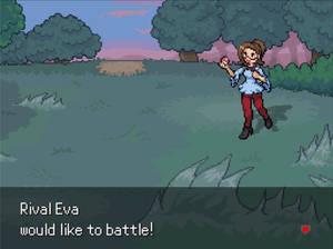 Pokemon Umbra Rival: Eva