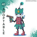 (OPEN) Adopt 40 by rbcop - Gunner by rbcop